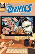 Terrifics TP Vol 03 The God Game