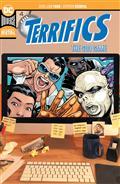 Terrifics TP Vol 03 The God Game