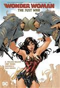 Wonder Woman TP Vol 01 The Just War