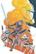 Star Wars Adventures Clone Wars #1 (of 5) Cvr A Charm (C: 1-
