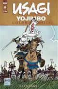 Usagi Yojimbo Color Classics #4 Cvr A Sakai