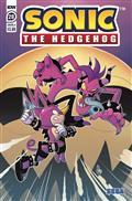 Sonic The Hedgehog #28 Cvr B Curry (C: 1-0-0)
