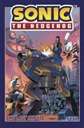 Sonic The Hedgehog TP Vol 06 Last Minute (C: 1-1-2)