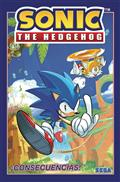 Sonic The Hedgehog Fallout TP Spanish Ed Consecuencias (C: 1
