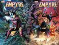 Empyre Fantastic Four #0