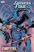 Fantastic Four #21 Emp