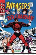 True Believers Black Widow Red Guardian #1