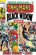 True Believers Black Widow Amazing Adventures #1