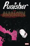 Punisher vs Barracuda #1 (of 5) Shalvey Var