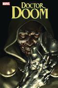 Doctor Doom #7 Mercado Marvel Zombies Var