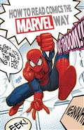 How To Read Comics The Marvel Way #1 (of 4)
