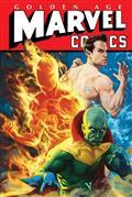 Golden Age Marvel Comics Omnibus HC Vol 02
