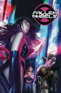 Fallen Angels By Bryan Hill TP Vol 01