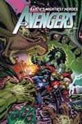Avengers By Jason Aaron TP Vol 06 Starbrand Reborn