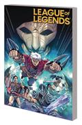 League of Legends TP Zed