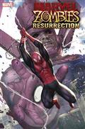 Marvel Zombies Resurrection #1 Poster