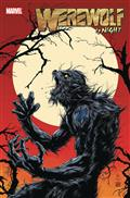 Werewolf By Night #1 By Okazaki Poster