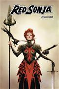 Red Sonja #15 Cvr A Lee
