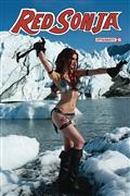 Red Sonja #15 Cvr E Decobray Cosplay