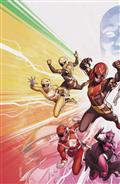 Mighty Morphin Power Rangers #50 Cvr A Campbell (C: 1-0-0)