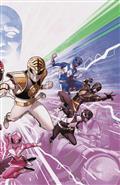 Mighty Morphin Power Rangers #50 Connecting Var (C: 1-0-0)
