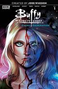 Buffy Every Generation #1 Cvr A Main