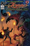 Zorro Galleon of Dead #1 Cvr B Wolfer