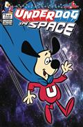 Underdog In Space #1 Cvr C Retro Animation