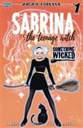 Sabrina Something Wicked #1 (of 4) Cvr A Fish