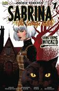 Sabrina Something Wicked #1 (of 4) Cvr E Stewart