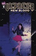 Vampironica New Blood #4 (of 4) Cvr A Mok
