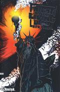 Night of The Living Dead New York #1 Plat Foil Var (MR)