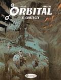 Orbital GN Vol 08 Contacts (C: 0-1-0)