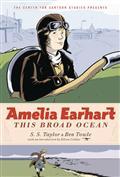 AMELIA-EARHART-THIS-BROAD-OCEAN-HC-GN-(C-0-1-0)
