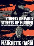 Complete Noir Manchette Tardi HC Vol 01 Streets Paris Murder