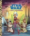 STAR-WARS-LITTLE-GOLDEN-BOOK-I-AM-PADAWAN-(C-0-1-0)