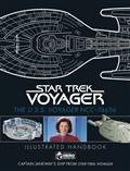 STAR-TREK-USS-VOYAGER-NCC-74656-ILLUS-HANDBOOK-HC-(C-0-1-0)