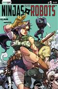 Ninjas & Robots #1 Cvr C Piyotycho