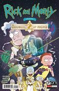 Rick And Morty Presents Council of Ricks #1 Cvr A Murphy