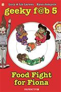 GEEKY-FAB-FIVE-HC-VOL-04-FOOD-FIGHT-FOR-FIONA