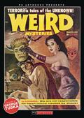 Weird Mysteries Magazine #1 (C: 0-1-1)