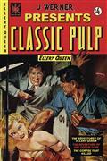 Classic Pulp Ellery Queen Oneshot