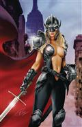 BELLE-VS-BLACK-KNIGHT-ONE-SHOT-1-CVR-D-LEARY-JR
