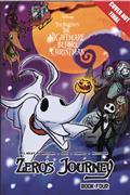 Disney Manga Nightmare Christmas Zeros Journey TP Vol 04 (C:
