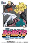 Boruto GN Vol 08 Naruto Next Generations (C: 1-1-2)