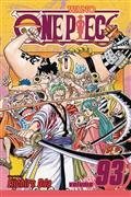 One Piece GN Vol 93 (C: 1-1-2)