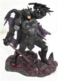 DC Gallery Comic Metal Batman Pvc Statue (C: 1-1-0)
