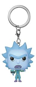 Pocket Pop Rick & Morty S2 Hologram Rick One Keychain (C: 1-