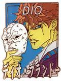 Jojos Bizarre Adventure Pastel Dio Brando Pin (C: 1-1-2)
