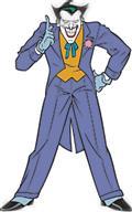 DC Btas Joker Pin (C: 1-1-1)